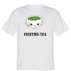T-shirt Green positivi-tea