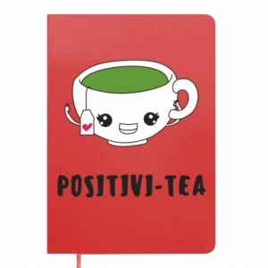 Notes Green positivi-tea