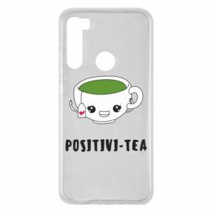 Etui na Xiaomi Redmi Note 8 Green positivi-tea