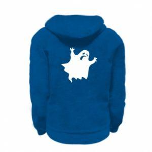 Bluza na zamek dziecięca Grimace of horror