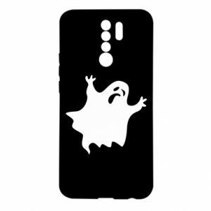 Etui na Xiaomi Redmi 9 Grimace of horror