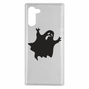 Etui na Samsung Note 10 Grimace of horror