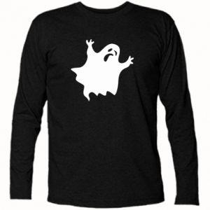 Long Sleeve T-shirt Grimace of horror - PrintSalon