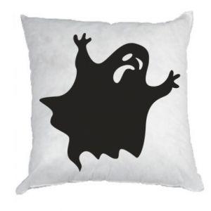 Pillow Grimace of horror - PrintSalon