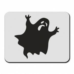 Mouse pad Grimace of horror - PrintSalon