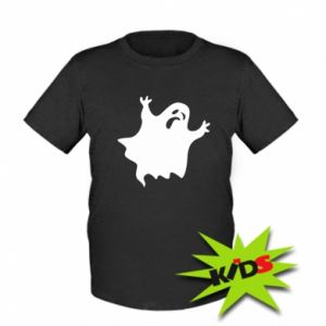 Kids T-shirt Grimace of horror - PrintSalon