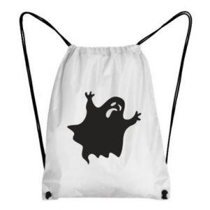 Backpack-bag Grimace of horror - PrintSalon