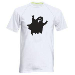 Men's sports t-shirt Grimace of horror - PrintSalon