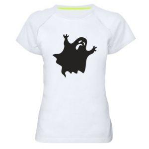 Women's sports t-shirt Grimace of horror - PrintSalon