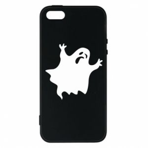 Etui na iPhone 5/5S/SE Grimace of horror