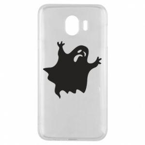 Phone case for Samsung J4 Grimace of horror - PrintSalon