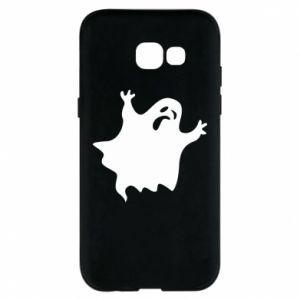 Phone case for Samsung A5 2017 Grimace of horror - PrintSalon