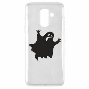 Phone case for Samsung A6+ 2018 Grimace of horror - PrintSalon