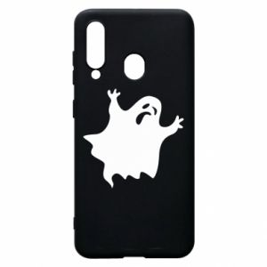 Phone case for Samsung A60 Grimace of horror - PrintSalon