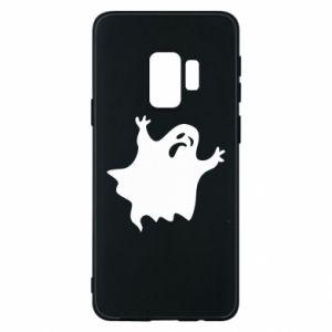 Phone case for Samsung S9 Grimace of horror - PrintSalon