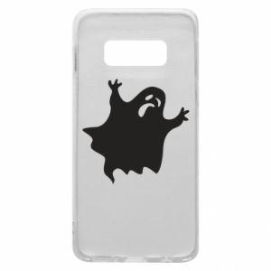 Phone case for Samsung S10e Grimace of horror - PrintSalon