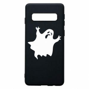 Phone case for Samsung S10 Grimace of horror - PrintSalon
