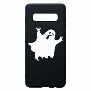 Phone case for Samsung S10+ Grimace of horror - PrintSalon