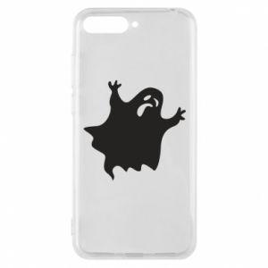 Phone case for Huawei Y6 2018 Grimace of horror - PrintSalon