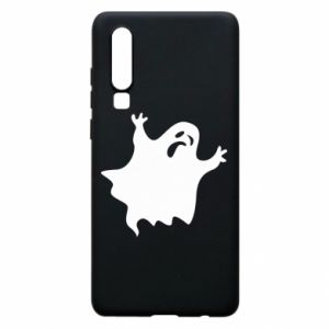 Phone case for Huawei P30 Grimace of horror - PrintSalon
