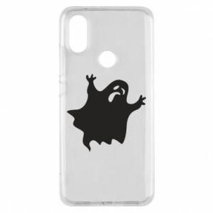 Phone case for Xiaomi Mi A2 Grimace of horror - PrintSalon