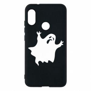 Phone case for Mi A2 Lite Grimace of horror - PrintSalon