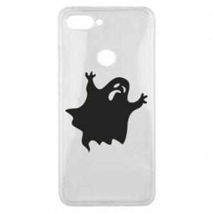 Phone case for Xiaomi Mi8 Lite Grimace of horror - PrintSalon