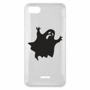 Phone case for Xiaomi Redmi 6A Grimace of horror - PrintSalon
