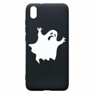 Phone case for Xiaomi Redmi 7A Grimace of horror - PrintSalon