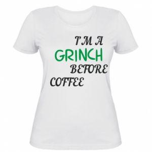 Women's t-shirt GRINCH