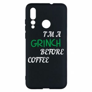 Huawei Nova 4 Case GRINCH