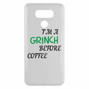 LG G6 Case GRINCH