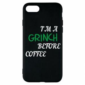 iPhone SE 2020 Case GRINCH