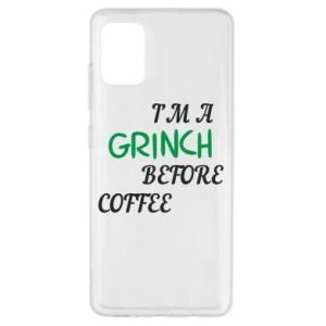 Samsung A51 Case GRINCH