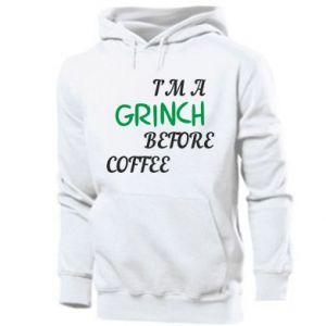 Men's hoodie GRINCH