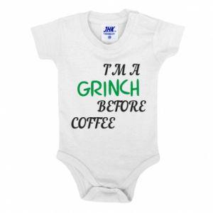 Baby bodysuit GRINCH