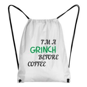 Backpack-bag GRINCH