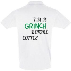 Men's Polo shirt GRINCH