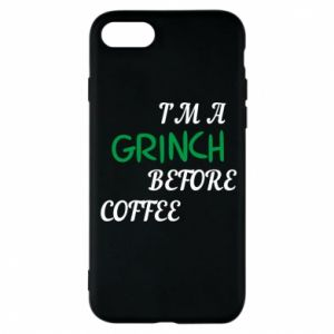 Etui na iPhone 8 GRINCH