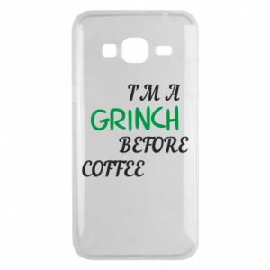 Phone case for Samsung J3 2016 GRINCH