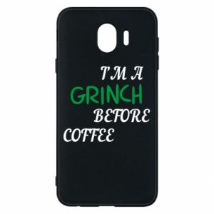 Phone case for Samsung J4 GRINCH
