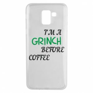 Phone case for Samsung J6 GRINCH