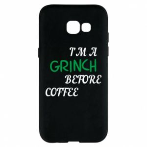 Phone case for Samsung A5 2017 GRINCH