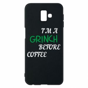 Etui na Samsung J6 Plus 2018 GRINCH