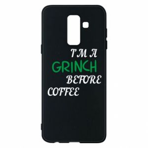 Phone case for Samsung A6+ 2018 GRINCH