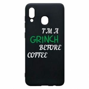 Phone case for Samsung A20 GRINCH
