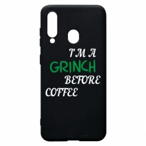 Phone case for Samsung A60 GRINCH