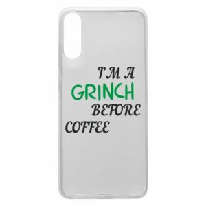 Phone case for Samsung A70 GRINCH