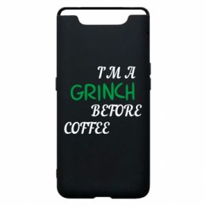 Phone case for Samsung A80 GRINCH