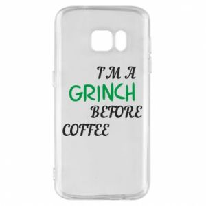 Phone case for Samsung S7 GRINCH